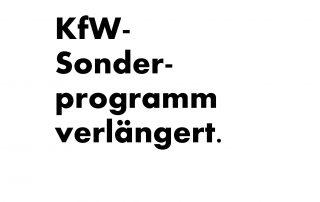 KfW-sonderprogramm