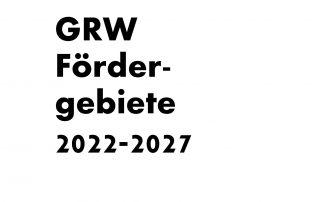 GRW Fördergebiete 2022-2027